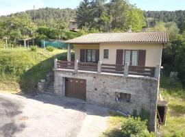 Maison 6/8 pers Ardèche Dolce via, Saint-Fortunat-sur-Eyrieux