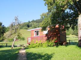 Ferme Traitsanes, Mitzach (рядом с городом Storckensohn)