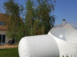 bulle de normandie, Anneville-Ambourville (рядом с городом Yainville)