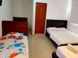 Hotel Interamericano, Barranquilla (Cuba yakınında)