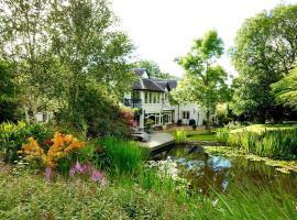 Lawhill Villa, Madderty (рядом с городом Buchanty)
