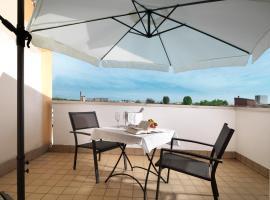 Hotel Al Pino Verde, Camposampiero (Loreggia yakınında)