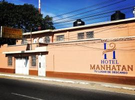 Hotel Manhatan, Вилья-Нуэва (рядом с городом Эль-Фруталь)