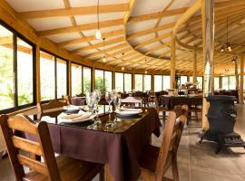 Toucanet Lodge, Copey (Tres de Junio yakınında)