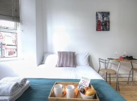 Short Stay Low Budget Apartments, Лондон (рядом с городом Harlesden)
