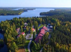 Sedu Ähtäri Tuomarniemi, Эхтяри (рядом с городом Peränne)