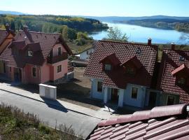Vila Vyhlídka, Hurka (Černá v Pošumaví yakınında)