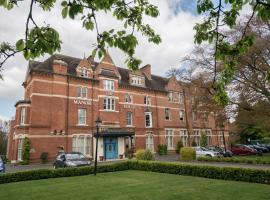 Leamington Spa 2 Bed Luxury Serviced Apartment