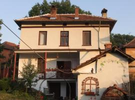 Art & Vintage House, 30 min from Pleven and Lovech, Beglezh (Gorni Dŭbnik yakınında)