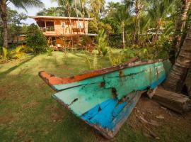 PirateArts Experience, Бокас-дель-Торо (рядом с регионом Carenero Island)