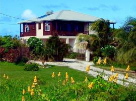 Ocean View Retreat, Saint John (Clifton Hall yakınında)