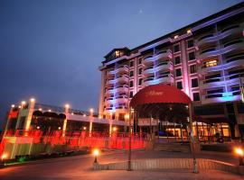 Hotel Monec, Ankara (in de buurt van Golbası)