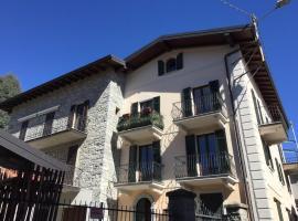 Casa Segantini, Caglio (Sormano yakınında)