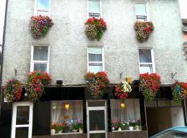 Inishross House, Росс (рядом с городом Ballilogue)