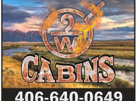 9-W Cabins