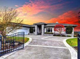 Luxury Lake & City View Bellevue Home (Movie&Gym), Bellevue (in de buurt van Issaquah)