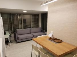 Center TLV Apartment, Тель-Авив (рядом с городом Qiryat Me'ir)