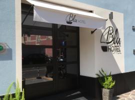 Blu Hotel, Lavagna