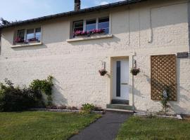 Appartement Liartais - Accueil Chevaux - Horse Friendly, Liart (рядом с городом Hannappes)