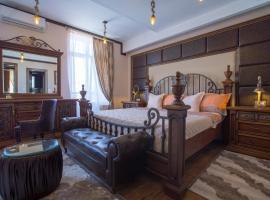 Robevski luxury rooms