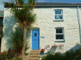 The Blue Door - Porthleven, Porthleven