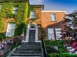 Butlers Townhouse, Дублин (рядом с городом Ballsbridge )