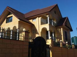 HOTEL V.I.P DIVINE, Lubumbashi