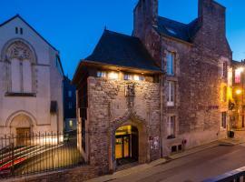 Hotel Arvor - O'Lodges by Arvor