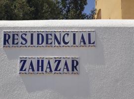 Residencial Zahazar, La Zarzuela