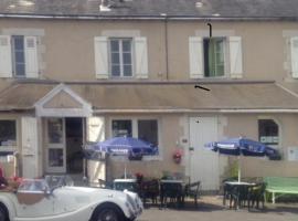 Chambres d'hotes La Chaumiere, Coulonges (рядом с городом Thollet)