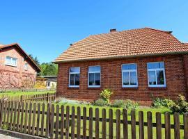 Ferienhaus Nossentiner Huette SEE, Nossentiner Hütte (Silz yakınında)