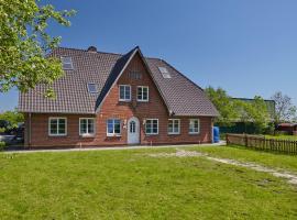 Ferienhof Stecher, Tümlauer Koog (Westerhever yakınında)