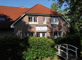 Pension Am Wiesengrund, Detern (Augustfehn yakınında)