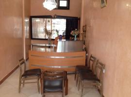Hotel Ouzoud, Bzou