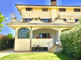 Villa Marbella, Fregene (Le Cerquete yakınında)