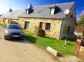 Maison de campagne, Rougé (рядом с городом Queneux Bas)