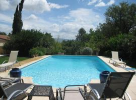 Provence: holiday rental with private pool - Luberon - South France, Caumont-sur-Durance (рядом с городом Châteauneuf-de-Gadagne)