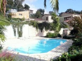Holiday home with private pool on the French Riviera, Le Tignet