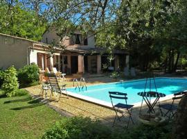 Nice holidayhouse for 8 in Salernes, Salernes (рядом с городом Sillans-la Cascade)