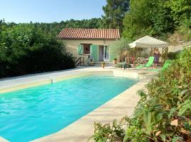 Holiday rental villa private pool in the heart of the Cevennes - Gard - South of France, Les Salles-du-Gardon (рядом с городом La Grand'Combe)
