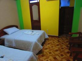 Hostal Confort Inn