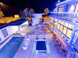 Xishan Island Lushe Luoman Party Villa, Suzhou (Zhenxia yakınında)