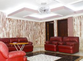 Riviere Ruzizi Hotel, Bukavu (Near Kamembe)