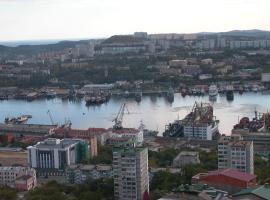 Apartment on Zharikovskaya 26