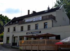 Hotel Podkost, Libošovice (Podkost yakınında)
