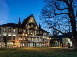 solewerk Hotel Sächsischer Hof, Meiningen