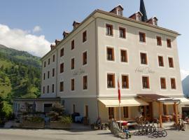 B&B Hotel Stelvio, Sta Maria Val Müstair (Valchava yakınında)