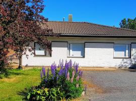 Tallitalo - Garage House, Nakkila (рядом с городом Peipohja)
