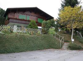 Chalet Schwalbe, Flums (Walenstadt yakınında)