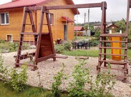 Agroecousadba Tarusichi, Grodno (Adamovichi yakınında)